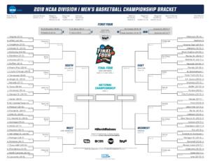 NCAA tournament games